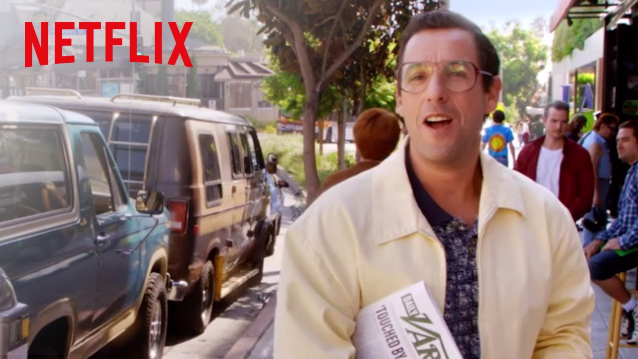 Netflix to produce four more Adam Sandler feature films