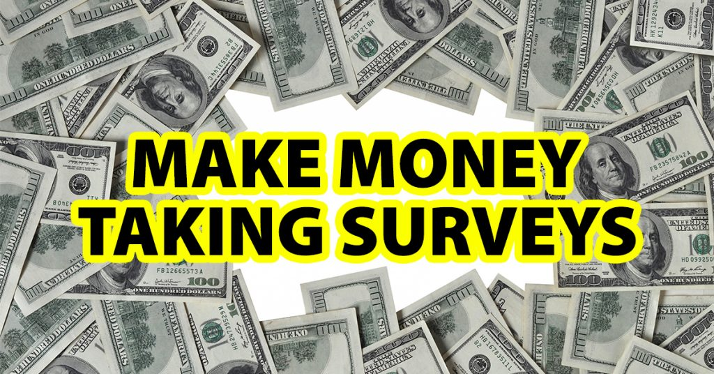 taking online surveys for money earn money from home no surveys internet money maker 2830