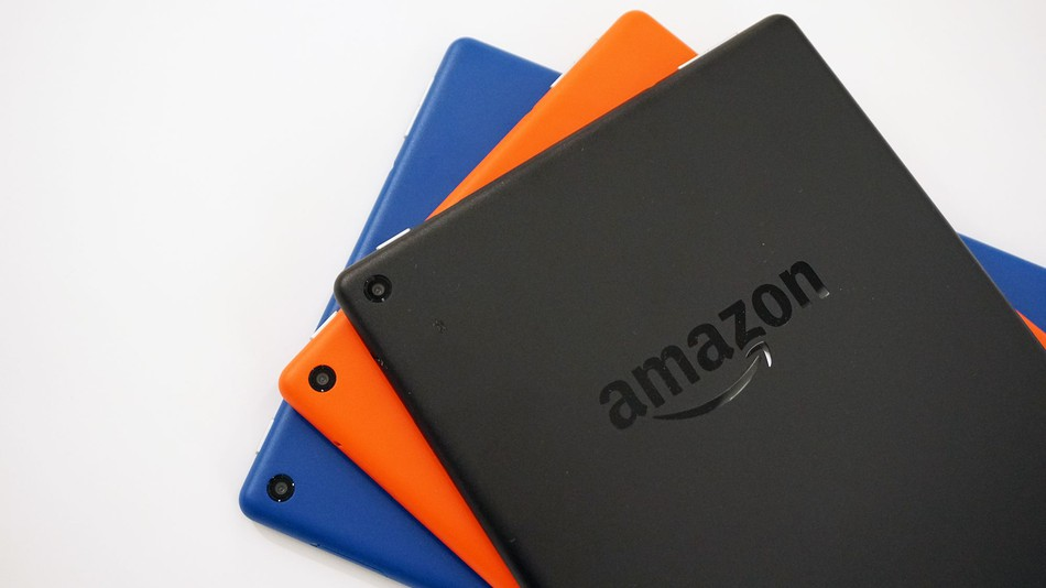 Amazon Launches New Fire Tablet for Only $ 50