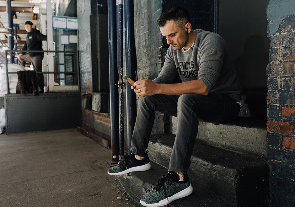 Social Media Mogul Gary Vaynerchuck Drops Limited Pair of K-Swiss Shoes