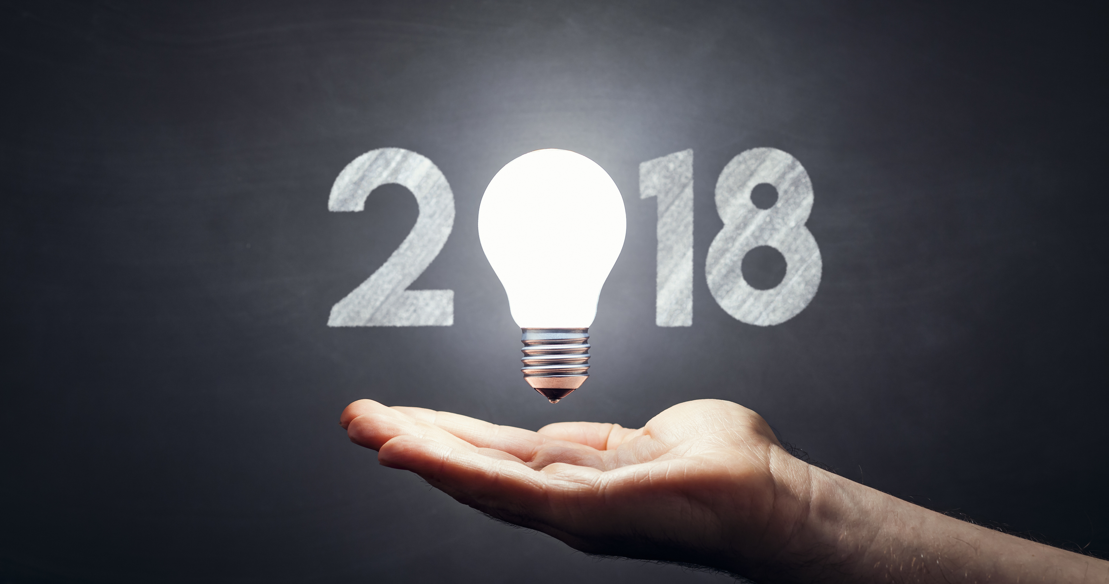 The Technology to Watch For in 2018