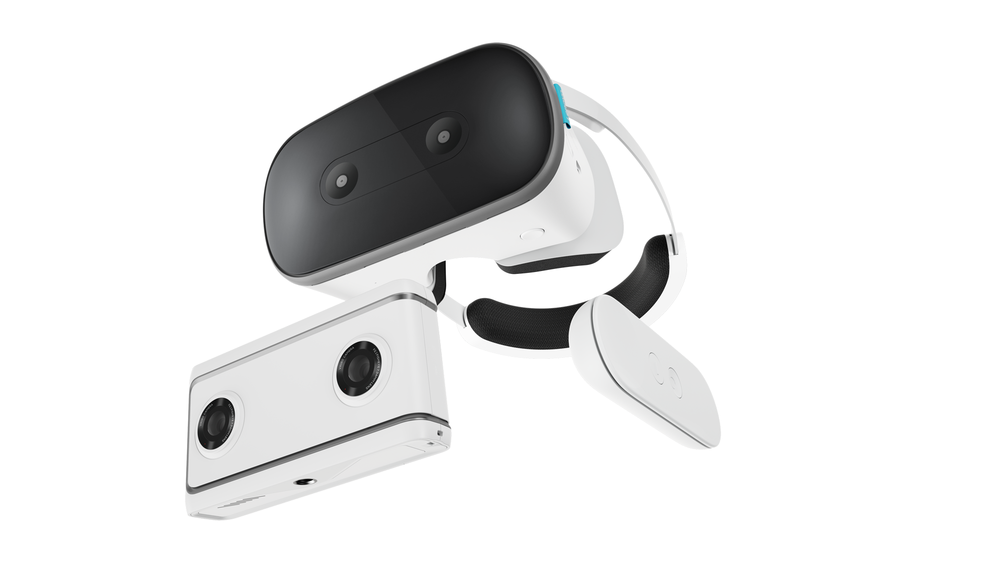 Google Daydream's First Standalone VR Headset is here