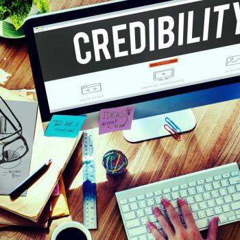 Company Website Credibility