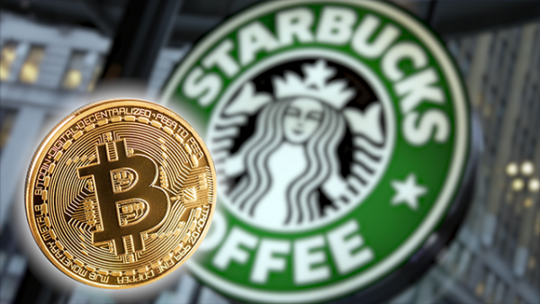Starbucks Bitcoin