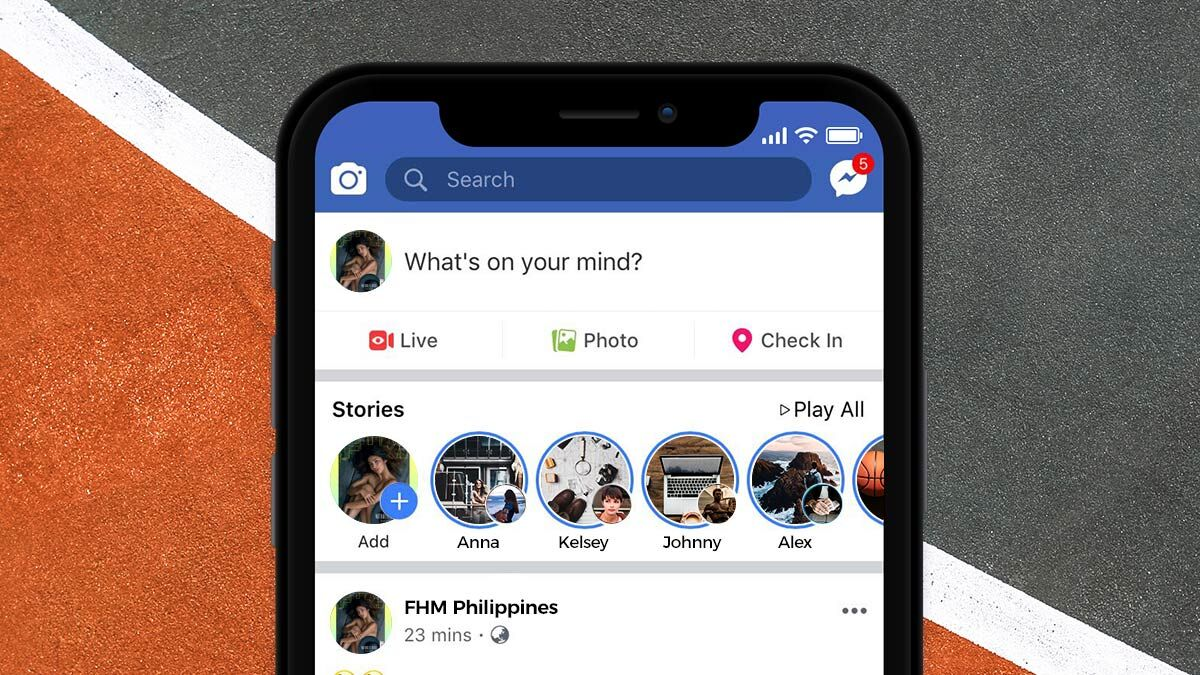 Facebook Stories Hits 300 Million Users