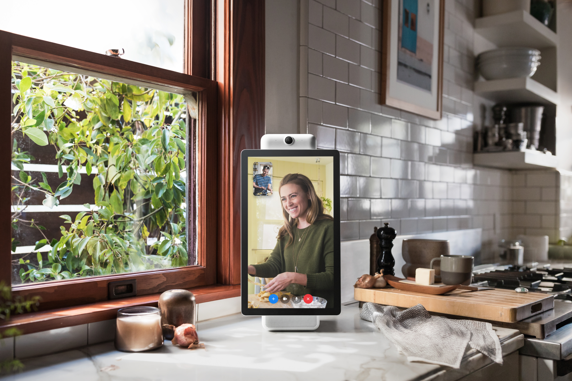 Facebook announces its new video-calling device, Portal