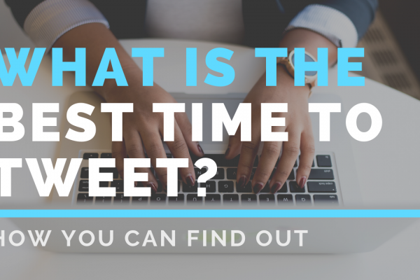 What Is The Best Time To Tweet?