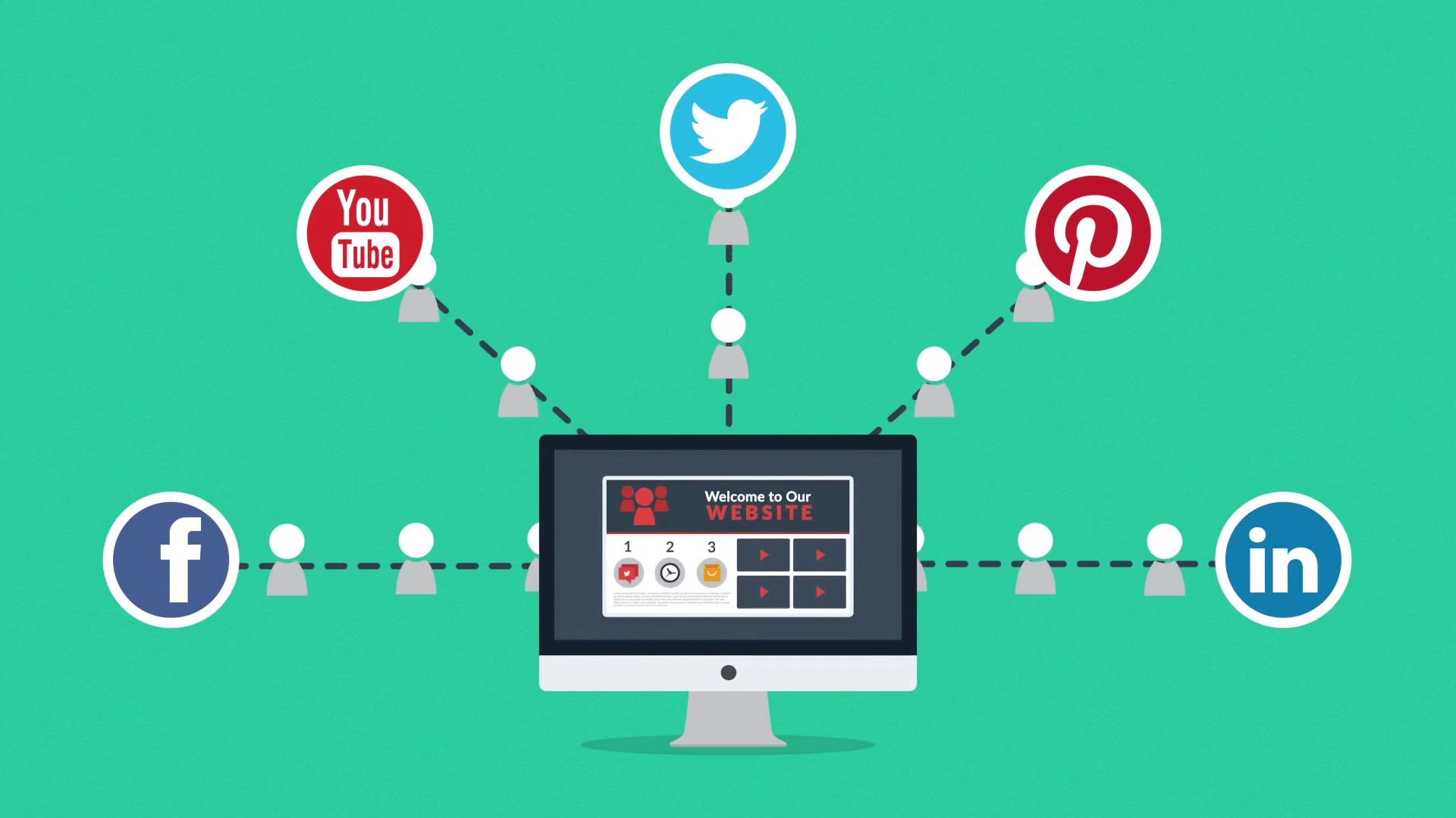 4 Ways To Boost Traffic With Social Media