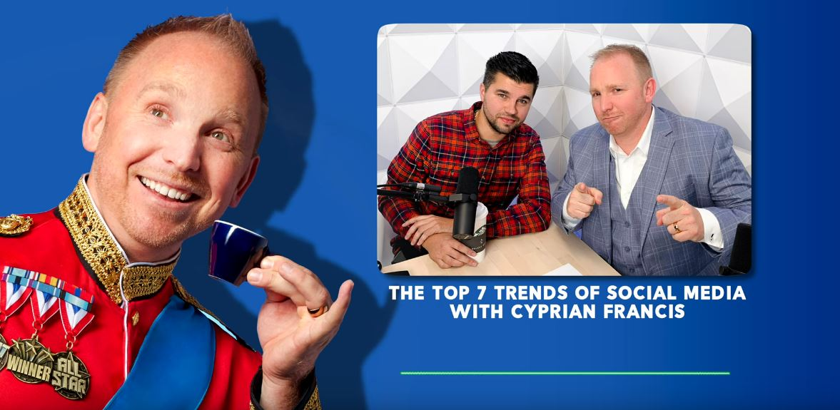 Duke of Digital Podcast – Social Media Trends with Cyprian Francis