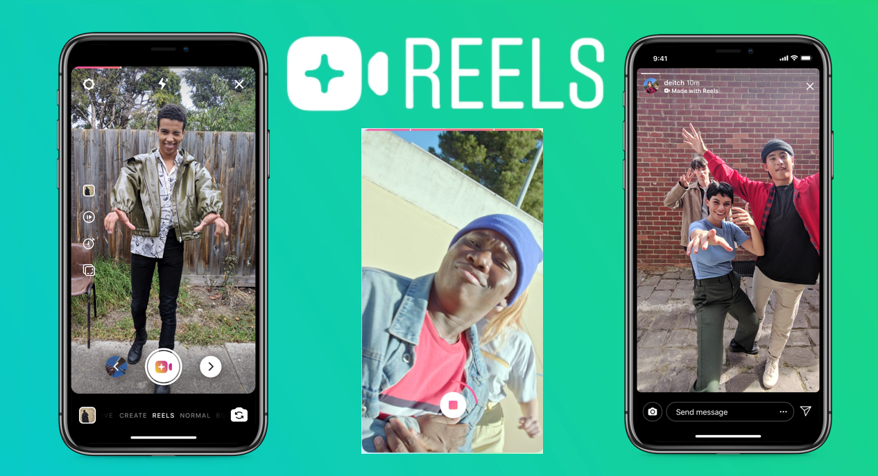 "Facebook's New Stories Feature ""REELS"" Plans to Rival TikTok"
