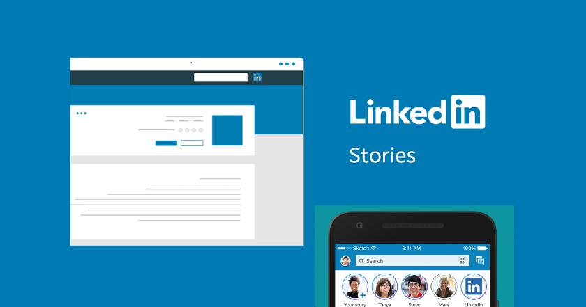 LinkedIn Introduces New Stories Feature